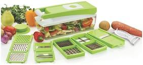 STYLS Multipurpose Vegetable and Fruit Chopper Cutter Grater Slicer