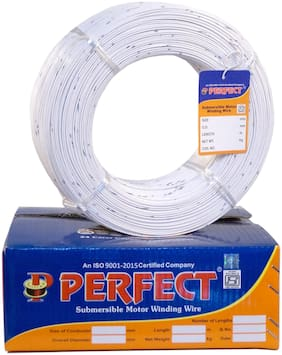 SUBMERSIBLE COPPER WINDING WIRE-10 kg- 0.6 mm
