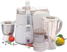 Sujata POWERMATIC PLUS 900 W Juicer Mixer Grinder ( Multi , 3 Jars )