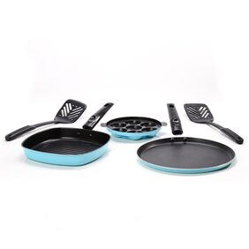 Sumeet High Five Nonstick Gift Set