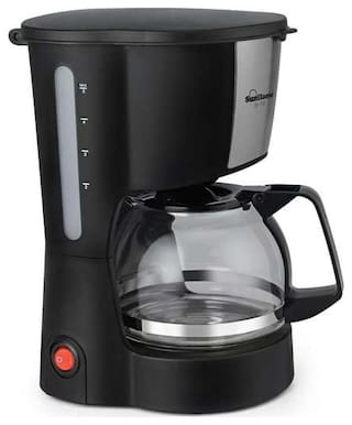 Sunflame Coffee Maker Sf-706 4 Cups (Black)