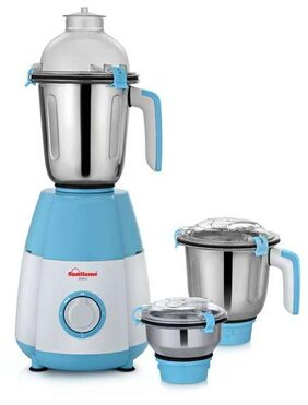Sunflame Mg Rapid 750 W 750 W 3 Jars Mixer Grinder ( White )