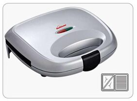 Sunflame SANDWICH & GRILL TOASTER SF-110 2 (White)