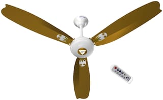 SUPERFAN SFA1 1200 mm Ceiling Fan - Gold