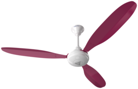 SUPERFAN SUPER X1 1200 mm Ceiling Fan - Pink