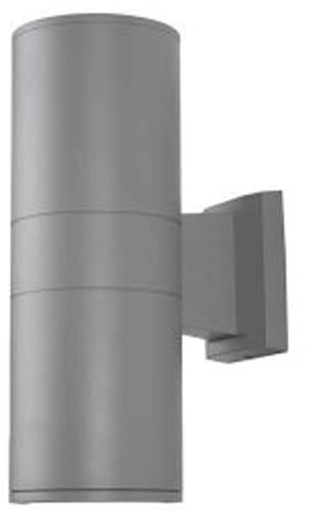 Superscape Outdoor Lighting Architectural Up And Down Wall Light