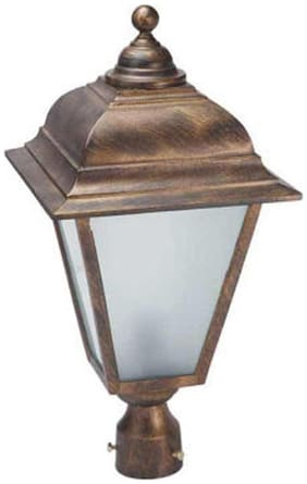 Superscape Outdoor Lighting Gate Pillar Post Lighting (Small)