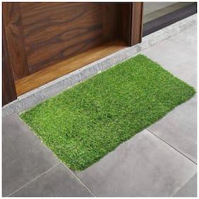 Supreme Home Collective Polypropylene Beautiful Grass Bath, Door, Floor Mat ( Pack of 1)