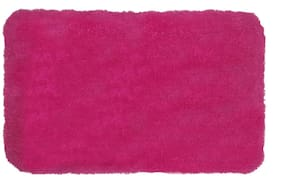 Supreme Home Collective 100% Cotton Soft & Smooth BathMat-Pink