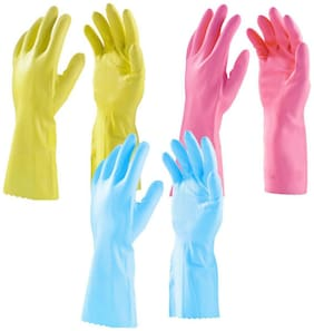 Surf Rubber Hand Gloves set of 3
