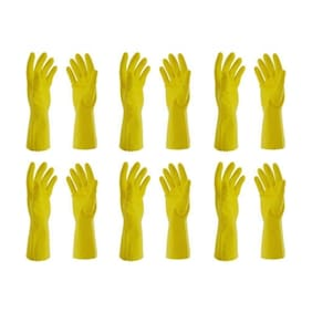 Surf Rubber Hand Gloves Set of 6