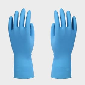 Surf Rubber Hand Gloves Blue