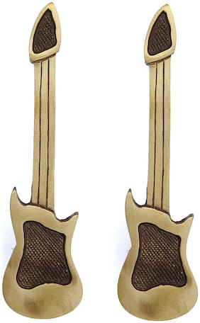 SUSAJJIT DECOR Brass Door handle ( Set of 2 )