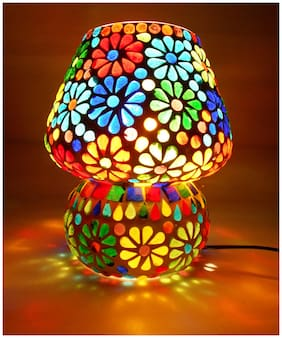 Susajjit Lovely decorative table lamp for Home/ Restaurant and Hotel Decoration