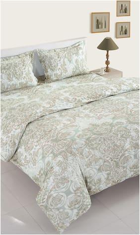 Swayam Cotton Paisley Double Size Bedding Set