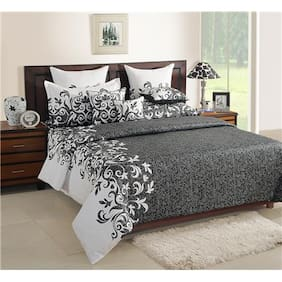 Swayam Grey  Single Winter Quilt
