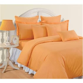 SWAYAM Mango  Colour Bed in a Bag Set of 4