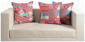 Swayam Mix n Match Deco Cushion Cover Set of 5