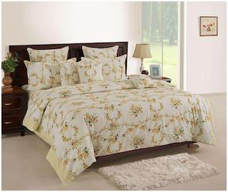 Swayam Cotton Floral Duvets Assorted Set of 1