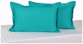 Swayam Plain Sonata Classic Pillow Cover Set of 2