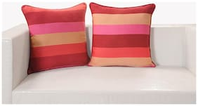 Swayam Stripes Linea Cushion Cover Set of 2