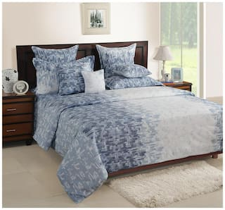 Swayam Turquoise  Double Winter Quilt
