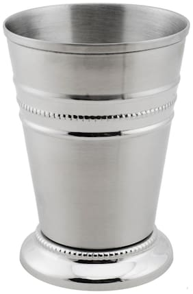 SWHF High Grade Stainless Steel Beeded Multi Purpose Tumbler and Tooth Brush Holder