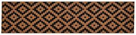 SWHF Premium Coir and Rubber Quirky Design Door and Floor Mat (40 x 120 cm;Art Diamond)...