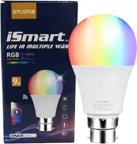 SYLSTAR iSmart Led Smart Bulb B 22 (WiFi) 9W