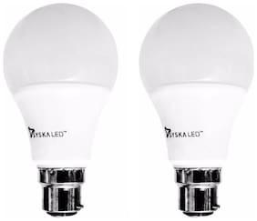 Syska 15-Watt LED Bulb (Pack of 2, Cool Daylight)(PACK OF 2)