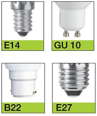 Syska 15W LED PAG Bulb Cool White, B22, Pack of 4