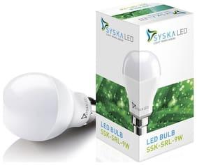Syska 9 W B22 LED Bulb