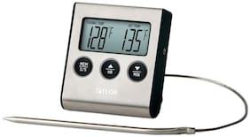 Taylor Digital Wired Probe Programmable Thermometer with Timer