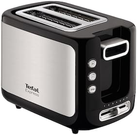Tefal EXPRESS 2 Slices Pop-Up Toaster - Grey