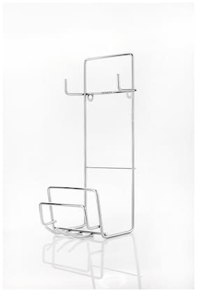Teneza Chakla Belan Stand with Hooks ( Hardware Include )