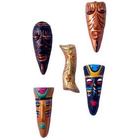 New Life Terracotta Handicraft ( Set of 5 )