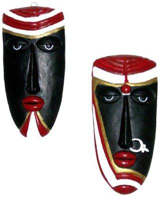 New Life Terracotta Handicraft ( Set of 2 )