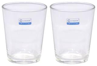 Dollar store Union Thailand Drinking Glass (Regular) (Set of 2)