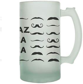 The Crazy Me - Andaz Apna Apna Frosted Beer Mug
