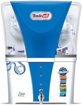 Thunderwell Zipp 12 ltr RO+UF Electrical Water Purifier