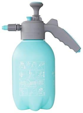 TOPREDO Multipurpose Plastic Unbreakable Sanitizer Sprayer Pressure Pump for Home   Garden   Hospital   Fertilizers   Plants Flowers Outdoor 2.2 L Capacity