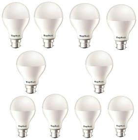 TopSoil 9 Watt B22 LED Bulb (Pack of 10)