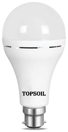 TopSoil Rechargeable Inverter Emergency LED Bulb 9 Watt