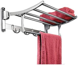Towel Rack Folding, Towel Hanger Bathroom
