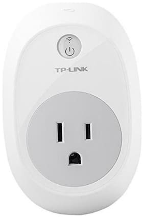 TP-Link HS100 N150 Wireless Smart Plug Wall Mount Qualcomm Atheros 150mbps