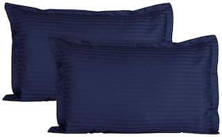 Linen 100 Cotton 200tc Pillow Covers