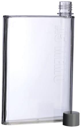 MARKETON Plastic Multi Water Bottle ( 420 ml , Set of 1 )