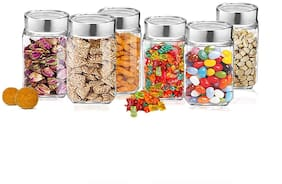 Treo Cube Jar 310 ml - 6 pcs Set