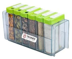Triones 6 In 1 Spice Rack