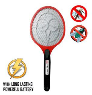 Triones Rechargable Electric Mosquito Insect Killer Bat